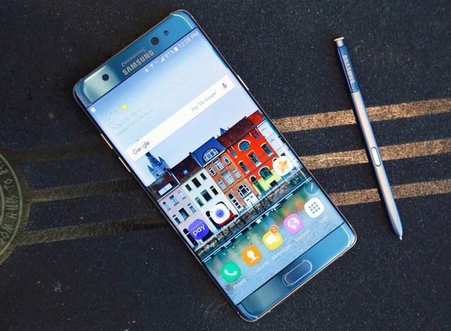Samsung xác nhận sẽ không bán Galaxy Note 7 tân trang tại Việt Nam
