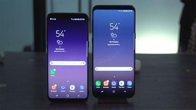 Galaxy S8 là smartphone có màn hình đẹp nhất từ trước đến nay, nhận điểm đánh giá cao kỷ lục của DisplayMate